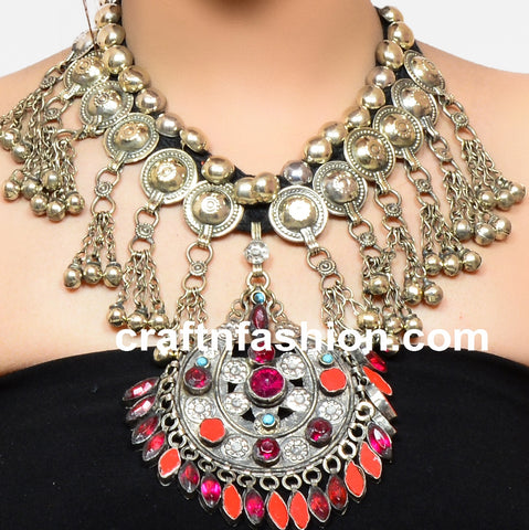 Urban Style Belly Dance Wear Necklace