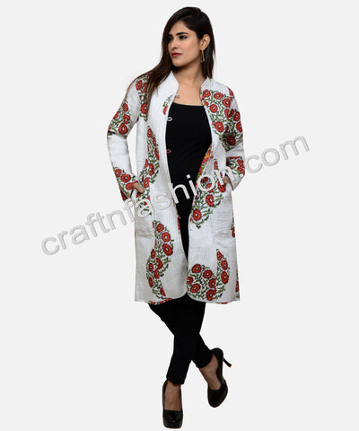 Bohemian Gypsy Kimono Long Fashion Wear Jacket