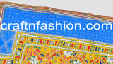 Kutch Embroidery Multi Colored Border Lace