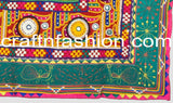Indian Traditional Hand Embroidered Kutch Lace