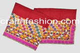 Gujarati Traditional Kutch Embroidery Border