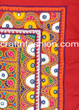 Indian Hand Embroidered Cotton Border Lace