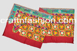 Gujarati Traditional Embroidered Border Lace