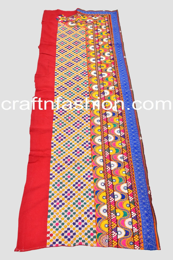 Traditional Rabari Work Border Lace