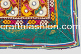 Indian Traditional Multi Colored Border Lace