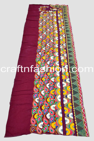 Indian Traditional Embroidery Border Lace