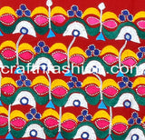 Hand Embroidered Designer Kutch Border Lace