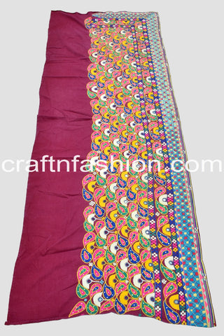Indian Ethnic Hand Embroidery Border Lace