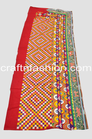 Indian Traditional Handmade Kutch Border