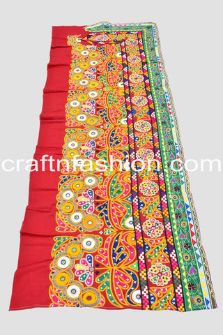Indian Rabari Hand Work Border Lace