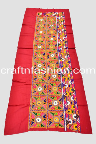 Traditional Ethnic Vintage Kutch Border Lace