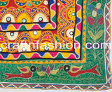 Indian Ethnic Embroidered Mirror Work Border
