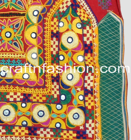 Gujarati Hand Crafted Kutch Border Lace