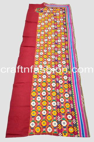 Designer Kutch Work Border Lace
