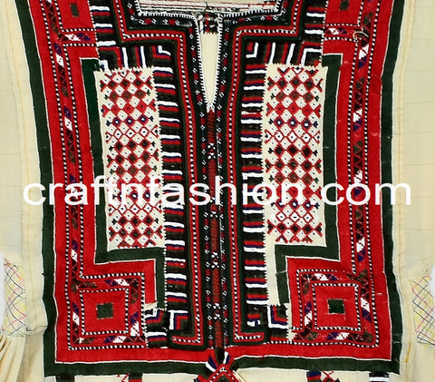 Tribal Gypsy Kuchi Banjara Dress