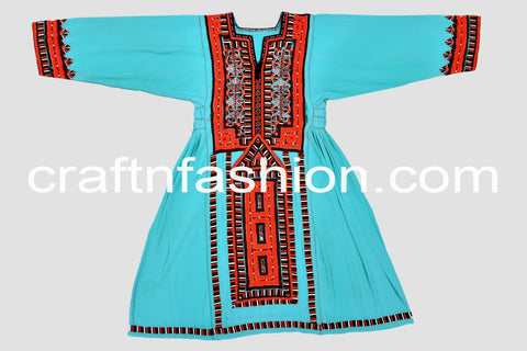 Traditional Kuchi Culture Top/Dress