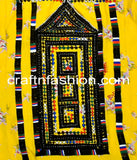 Traditional Ethnic Embroidered Kuchi Dress