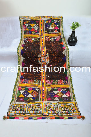 Guajarati Traditional Rabari Embroidered Dhabli