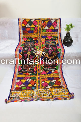 Indian Traditional Rabari Hand Work Dhabdi