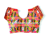Readymade Kutch embroidered Blouse