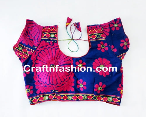 Designer Handmade Ready made Blouse