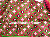 Hand Embroidered Kutch Work Blouse
