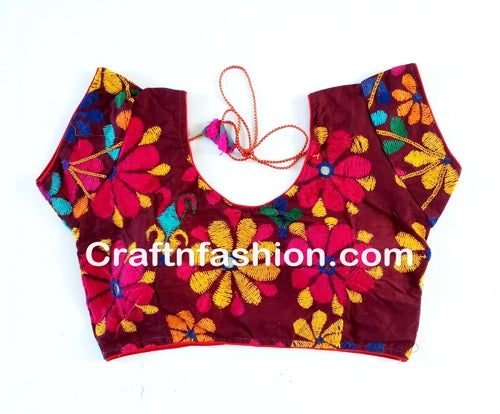 Gujarat Traditional Blouse