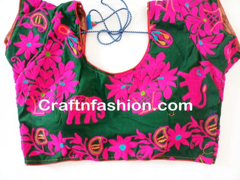 Readymade Party Wear Blouse