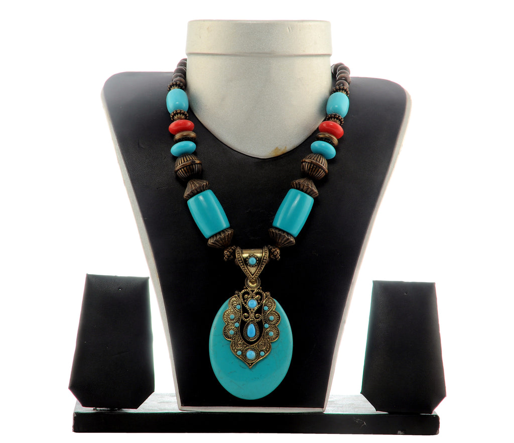 Indian Beded western Necklace
