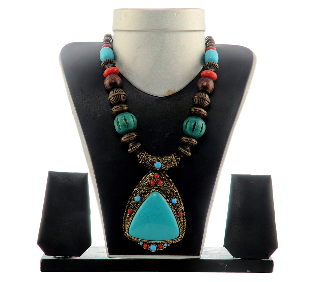 Indian Fusion Necklace