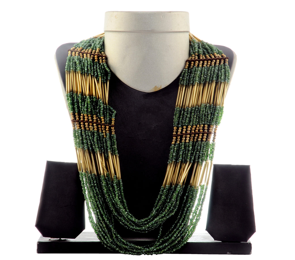 Costume Beaded  Fashion Necklace