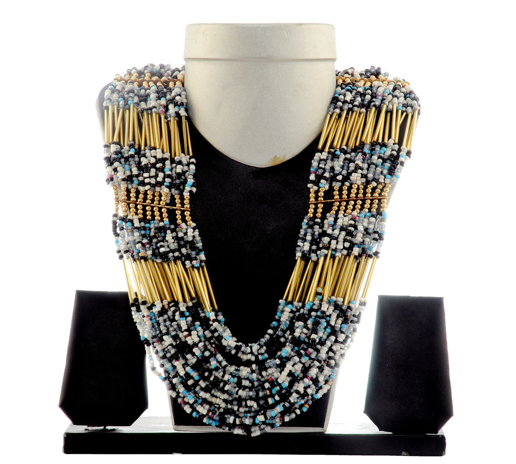 Indian Fashion Costume Necklace