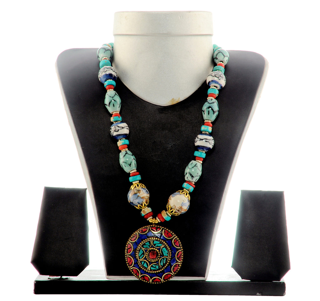 Exclusive Indian Fashion Necklace