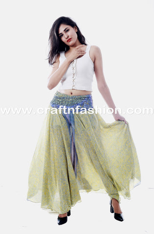 Belly Dance Costume Wear Women's Trouser