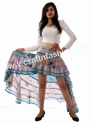 Bollywood Style Latest Fashion Ibiza Skirt.