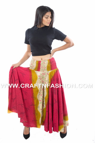 Belly Dance Umbrella Trouser Pant.