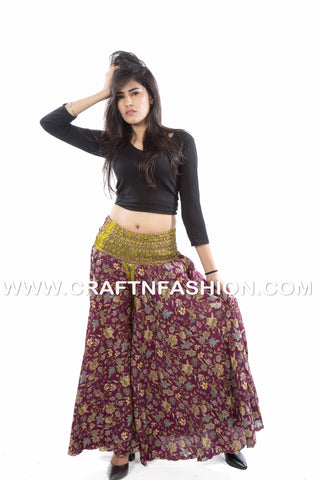 Indo Western Umbrella Trouser Pants.