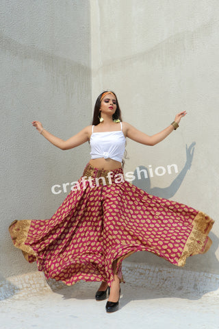 Belly Dance Wear Umbrella Trouser
