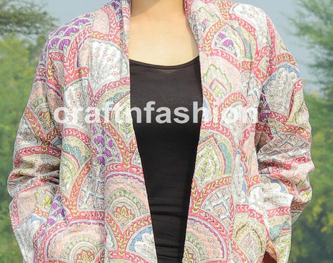 Hand Block Printed Kanth Jacket