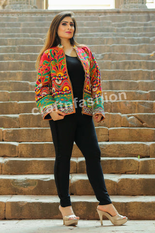 Dandiya Dance Wear Kutch Jacket