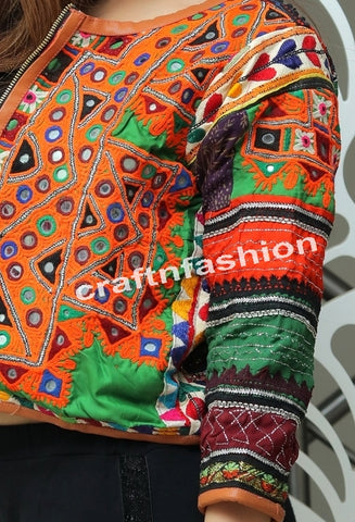 Traditional Navratri Wear Jacket