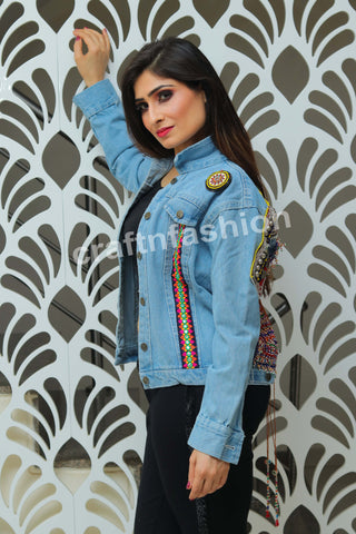 Winter Fashion Denim Jacket