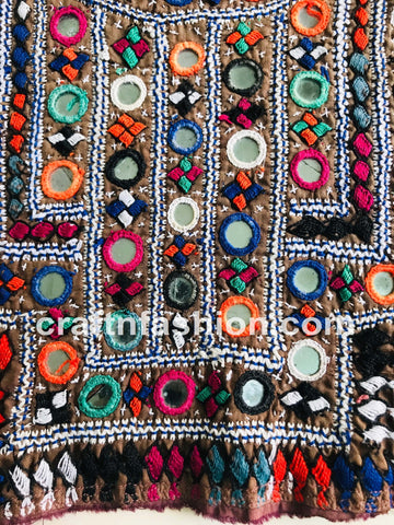Gujarati Traditional Vintage Boho Patch