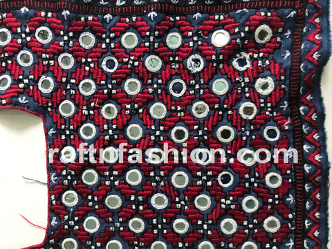 Sindh Hand Embroidery Vintage Patch