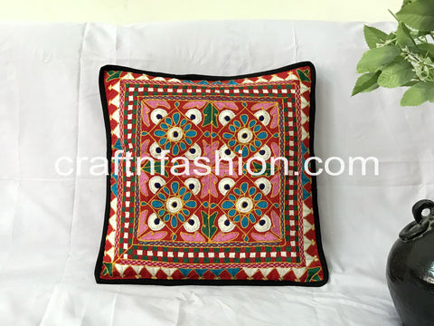 Original Kutchi Handwork Cushion Covers