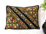 Zippered Closure Home Decor Cushion Cover