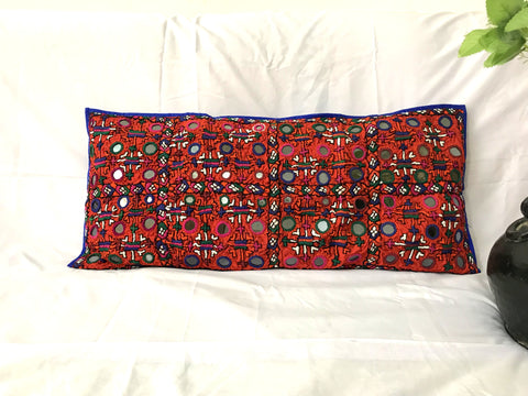 Indian Kutch Handcrafted Takiya Cover