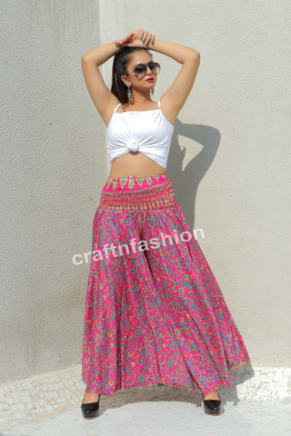 Belly Dance Wear - Yoga Wear Palazzo