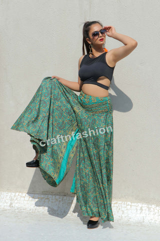 Belly Dance Wear -Wide Bottom Trouser