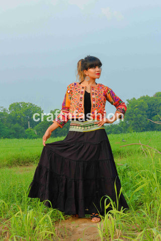 Banjara Bohemian Hippie Tribal Jacket
